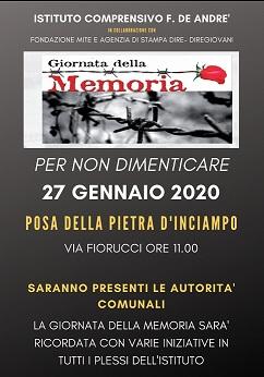 3.Locandina Giornata della memoria 2020_ Pietra d'Inciampo